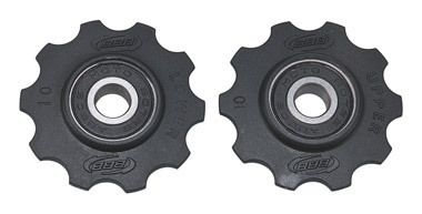 BBB BDP-01 - RollerBoys Jockey Wheels 10T (Black)