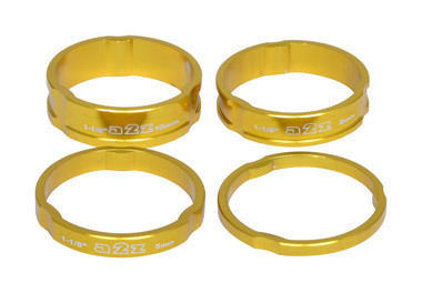 A2Z Headset Spacers - 1.1/8 4 PCS
