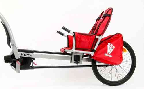 Weehoo iGo Turbo Child Transportation