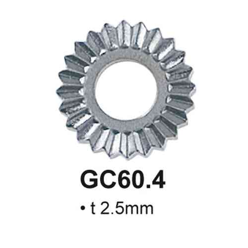 Dia-Compe Serrated 60.4 brake washer 2.5mm