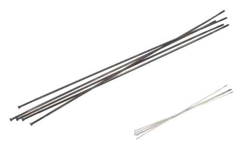 Easton - Spokes (5 Pack) SS Straight Pull Bladed