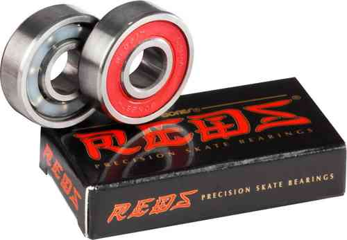 Bones Bearings Reds SWRB (pack of 2 bearings)