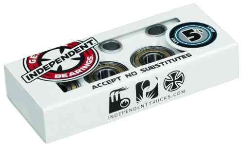 Independent Indy Bearing Abec-5 Set of 8