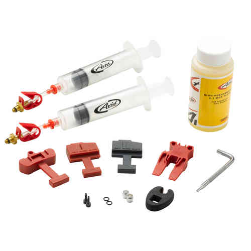 Avid Disc Brake Bleed Kit ( Dot 5.1 inc )