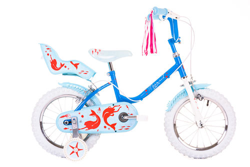 Sunbeam Mermaid 14 Inch Girls Bike