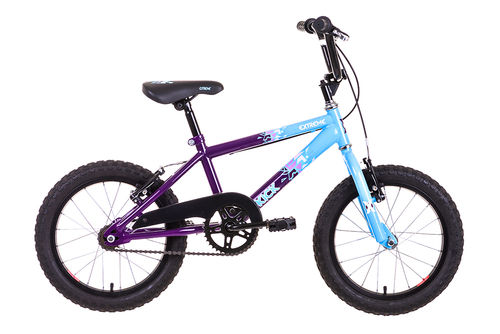 Extreme Kick BMX 16 Inch Boys Bike