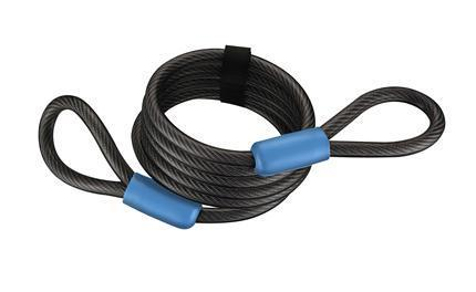Giant Surelock Flex Coil Bike Cable 185cm long