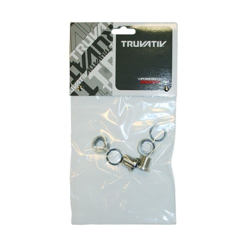 Truvativ Crank Arm Bolts M15/M22 Alloy Self Extracting (2 pcs)