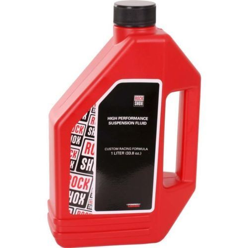 RockShox Suspension Oil, 15wt, 32ox 1 Liter Bottle