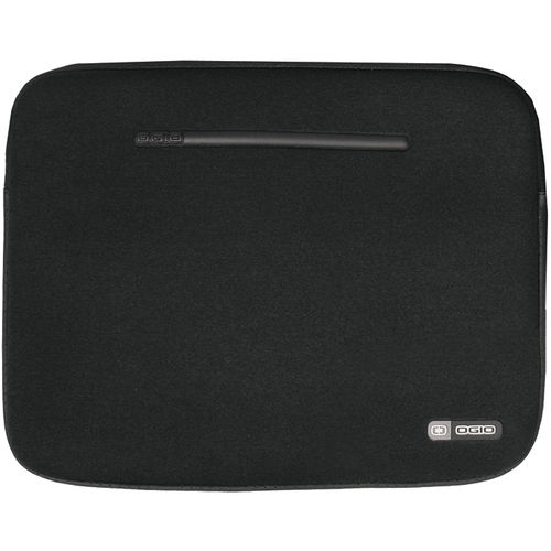 Ogio Neoprene laptop sleeve, 15 inch, black / silver