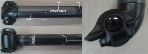 Giant Seatpost Contact 30.9 x 400 AL2014