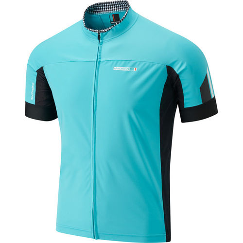 Madison Road Race Men's Windtech Short Sleeve Jersey