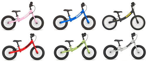 "Ridgeback Scoot XL Balance Bike 14"" Wheel"