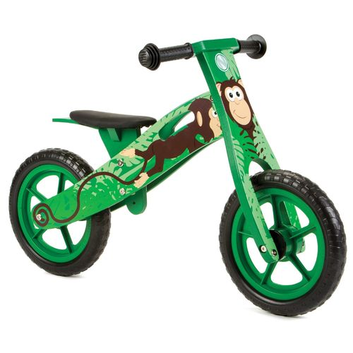 Nicko NIC855 Monkey Wooden Balance Bike