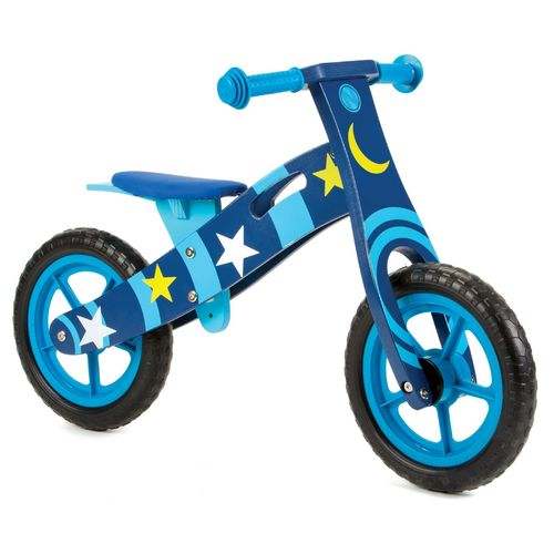 Nicko NIC859 Space Star Wooden Balance Bike