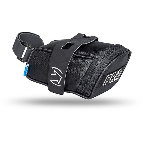 PRO Mini Pro saddlebag with hook and loop strap