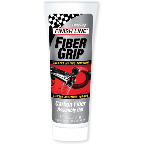 Finish Line Fiber Grip carbon fibre assembly gel 1.75 oz / 50 ml