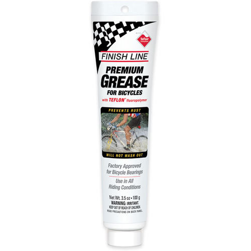 Finish Line Teflon grease tube 3.5 oz / 100 g tube