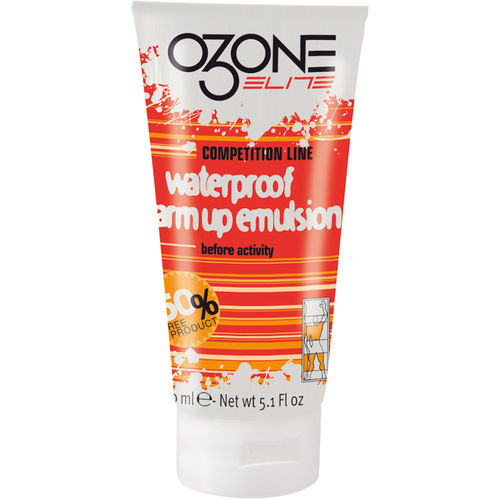 Elite O3one Waterproof Warm Up Oil 150 ml Tube