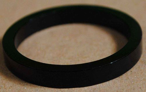 Giant Headset HD Washer / Spacer 31.8mm Al Black (FOR OD2) Overdrive 2