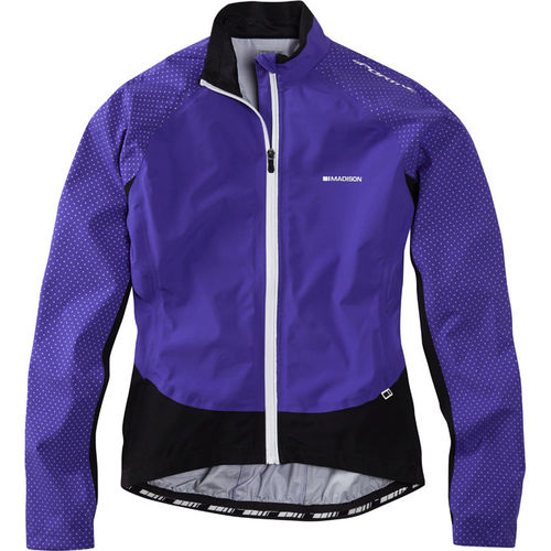 Madison Sportive Hi-Viz Women's Waterproof Jacket