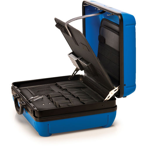 Park Tool BX-2 - Blue Box Tool Case