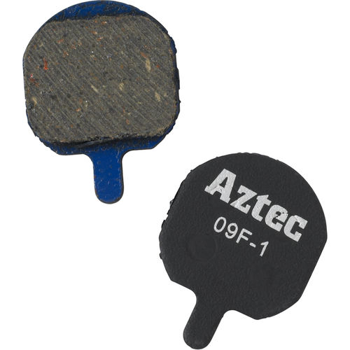 Aztec Organic disc brake pads for Hayes So1e callipers (Pair)