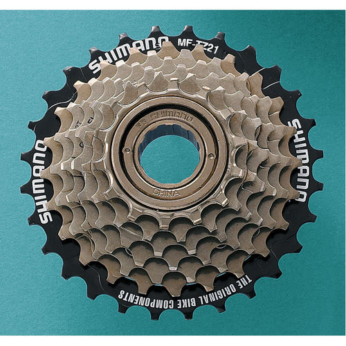 Shimano Tourney 7-speed multiple freewheel 14-28 T MF-TZ21
