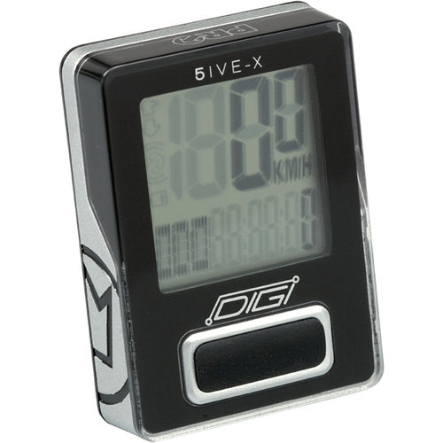 PRO DIGI 5IVE- 5 function, wired, black