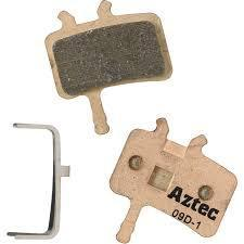 Aztec Sintered disc brake pads for Avid Juicy brakes