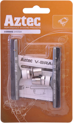 Aztec V-type cartridge system brake blocks standard