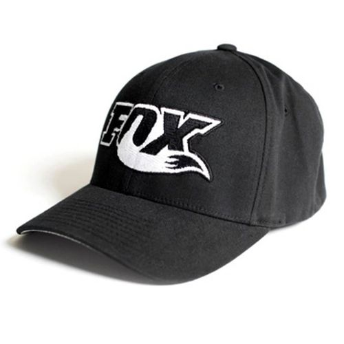 FOX Boldy Low-Pro Flexfit, Black