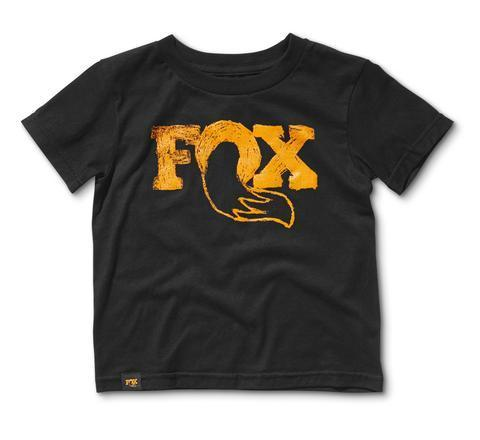 2017, FOX Grom 2.0 Kids Tee, 100% Combed Cotton, Black