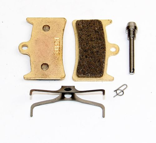 Hope Tech V4 Sintered Brake Pads - Pair