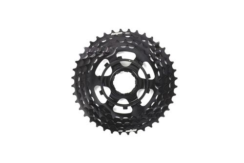 Hope Cassette Alumunium Block 10/40 11 Speed, Black