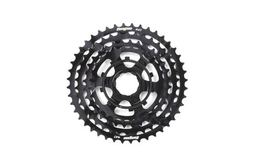 Hope Cassette Aluminium Block 10/44 11 Speed, Black