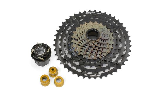 Hope Cassette 11 Speed 10-44T, inc. EVO Freehub, Black