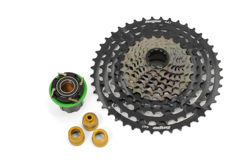 Hope Cassette 11 Speed 10-44T, inc. Pro 4 Freehub, Black