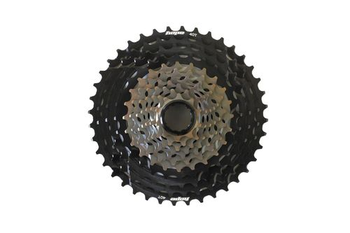 Hope Cassette 11 Speed 10-40T, No Freehub, Black