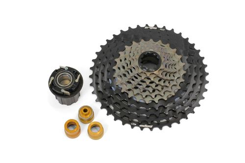 Hope Cassette 11 Speed 10-40T, inc. EVO Freehub, Black