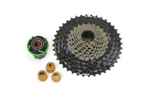Hope Cassette 11 Speed 10-40T, inc. Pro 4 Freehub, Black