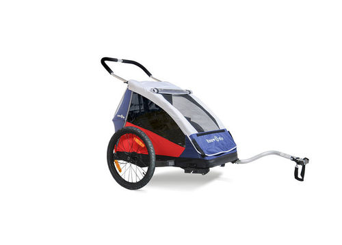 Kiddy Van Double Bike Trailer