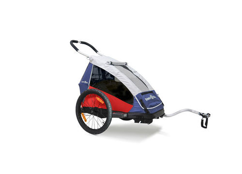 Croozer Kiddy Van Single Bike Trailer