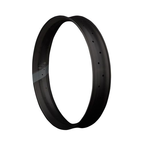Whisky No.9 100mm Wide Carbon Fat Wheel Rim