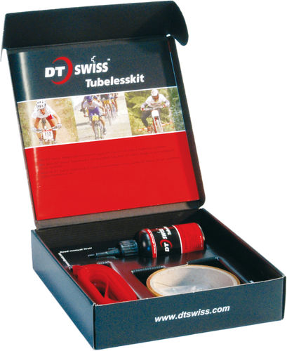 DT Swiss Rim sealing UST conversion kit for XM / M 29er Rims