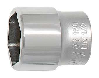 Unior Flat Socket For Suspension Service 1783/1