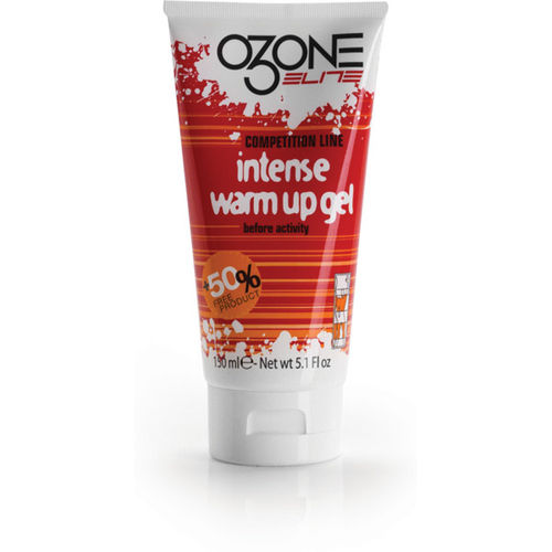 Elite O3one Intense Warm-Up Gel, 150ml Tube