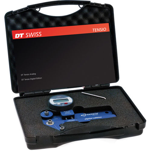 DT Swiss Proline Digital Tensiometer - Blue