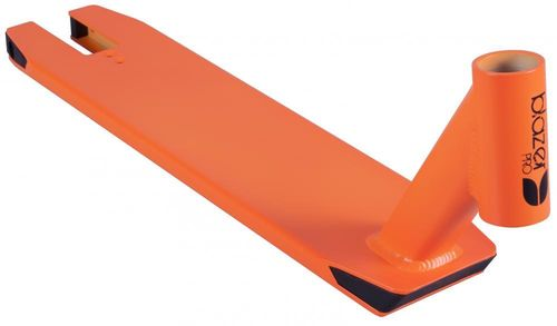 Blazer Pro Scooter Deck 2 Aluminum 6061 Heat Treated - 4.5in Orange