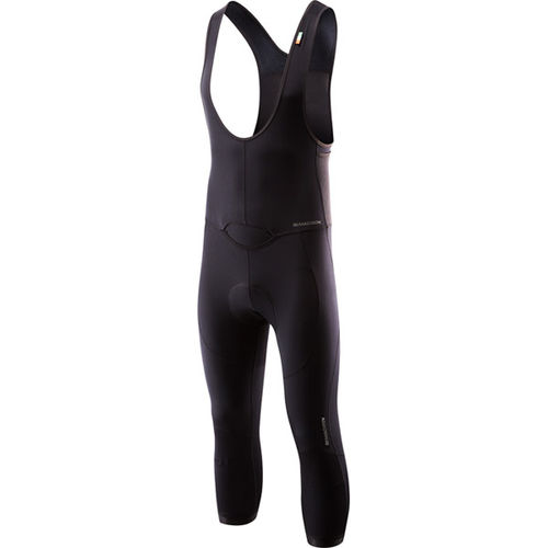 Madison DTE Men's 3/4 Bib Shorts - Black